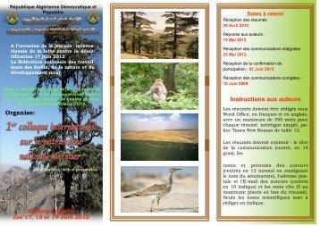 Bulletin d'inscription - AIFM