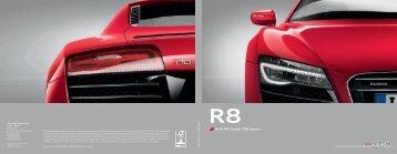 Audi R8 Coupé | R8 Spyder