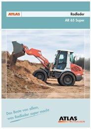 Technische Daten Prospekt AR 65 Super 68 PS - ATLAS ...