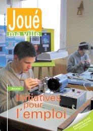 dossier - Mairie de Joué lès Tours