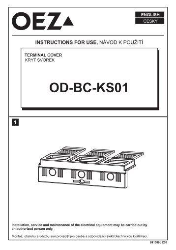 Kryt svoriek - OD-BC-KS01