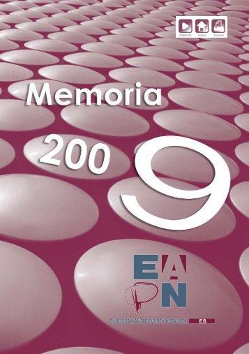 Memoria EAPN ES 2009