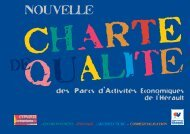 Charte - Territoires Durables PACA