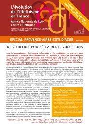 4 pages chiffres anlci - paca - Agence Nationale de Lutte contre l ...
