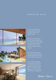 Executive Villa - Asia Island Homes