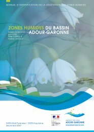 zones humides du bassin adour-garonne - Pôle-relais lagunes ...
