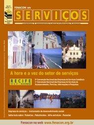 Ano VI Edição 71 FENACON em SERVIÇOS