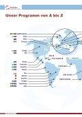 Katalog für Work & Travel, Freiwilligenarbeit, Hotelarbeit ... - PractiGo - Seite 4