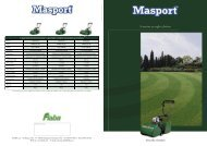 Catalogo Masport - FIABA Srl