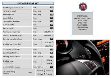 FIAT CAN GENERALE - Audicom