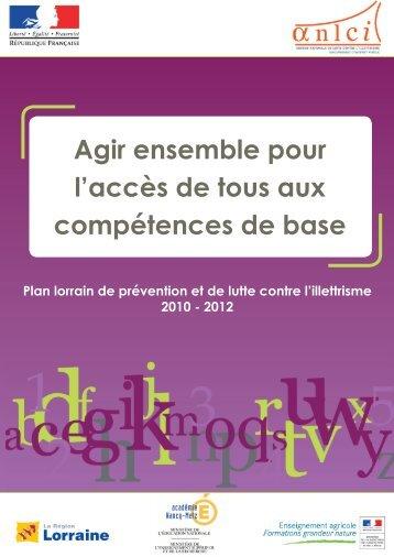 Télécharger le plan d'action régional_LORRAINE - Agence ...