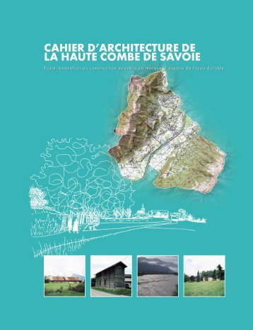 Haute-Combe de Savoie - CAUE de la Savoie