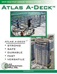 A-DECK™ PDF Brochure