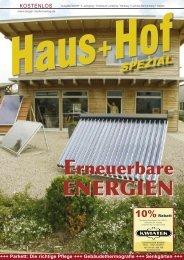 Haus und Hof 3/2008 - Jäger Medienverlag