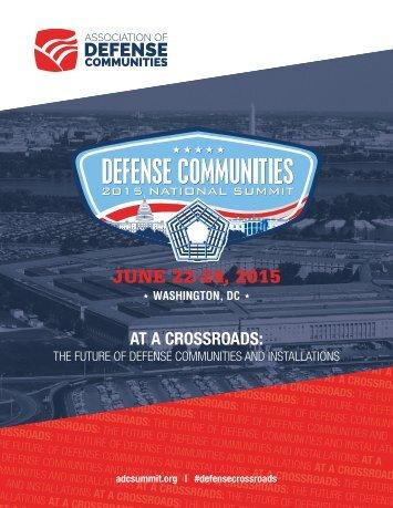 ADC Summit 2015 - Program