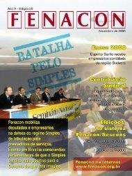 On-line - Fenacon