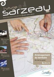 aménagement du territoire - Sarzeau