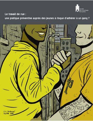 Le travail de rue : une pratique préventive auprès des jeunes à ...