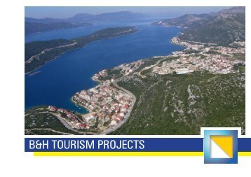 B&H TOURISM PROJECTS