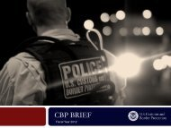 CBP BRIEF - the 2013 SC International Trade Conference!