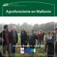 Agroforesterie en Wallonie - Réseau wallon de Développement rural