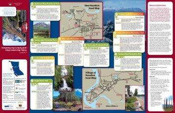 New Hazelton Inset Map Village of Hazelton Inset Map - Smithers