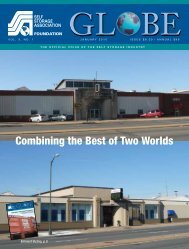 Combining the Best of Two Worlds - Self Storage Association Globe