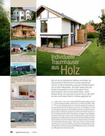 zeitung downloaden ch blum holzbau gmbh. Black Bedroom Furniture Sets. Home Design Ideas