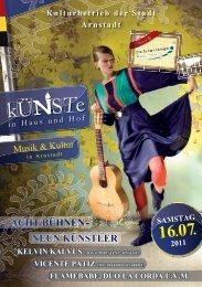 "( ""das supertalent""-finalist ) vicente patiz ( weltrekord ... - Stadt Arnstadt"