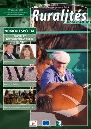 Magazine n°4 - Réseau wallon de Développement rural