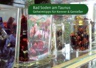 Bad Soden am Taunus - Homesitting Taunus