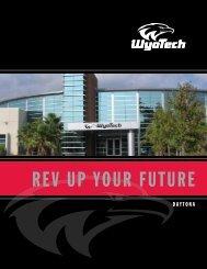 REV UP YOUR FUTURE - WyoTech Tour