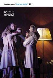 Jaarverslag DNO 2011 - De Nederlandse Opera