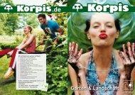 Garten & Landschaft - Korpis