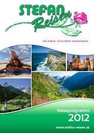 Reiseprogramm