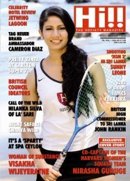 Sperm-Whale Superpods: Hi!! Magazine - WHT