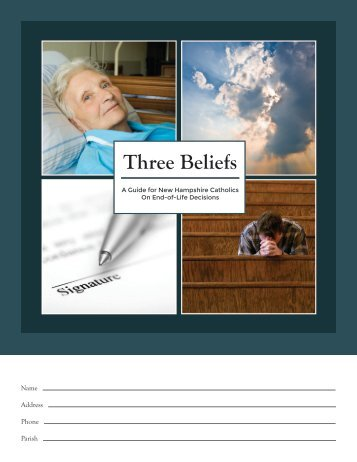 Three Beliefs - Diocese of Manchester