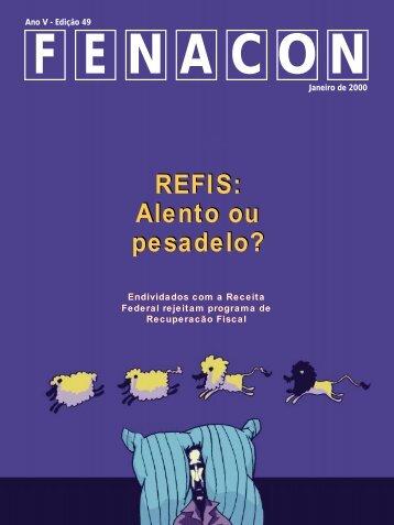 REFIS - Fenacon