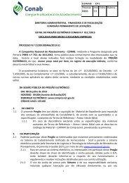 EDITAL DO PREGÃO ELETRÔNICO CONAB N.º 012 /2013 (.pdf)