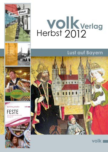 Herbst 2012 - Volk Verlag