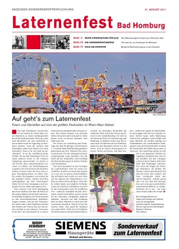 10 - Laternenfest Bad Homburg