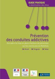 Prévention des conduites addictives - CIRDD Bretagne
