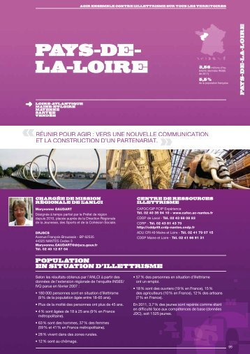 Télécharger l'état des lieux 2012_PAYS LOIRE - Agence Nationale ...