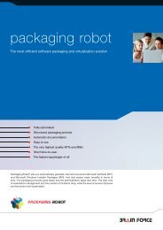 packaging robot