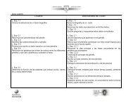NIVEL CUARTO LOGROS INDICADORES DE LOGRO L. Esp. 1.1 ...