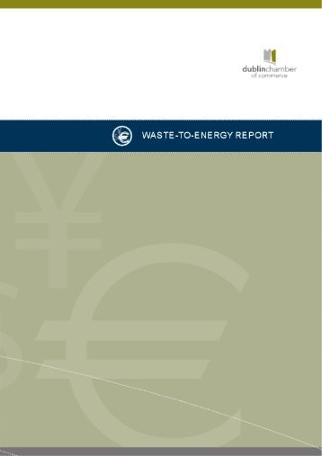 Waste-To-Energy report - Dublin Chamber of Commerce