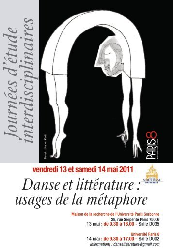 Programme - Université Paris 8