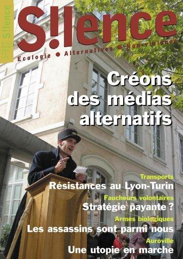 Créons des médias alternatifs Créons des médias ... - e-Joussour.net
