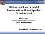 Tomáš Zídek - CFO Club