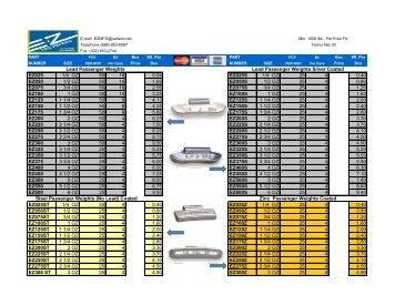 Wheel Weight Catalog - ez tire repair